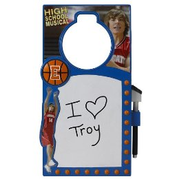 I'm assuming Troy is Zac Efron's character, but I've never seen High School Musical.