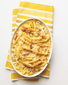 Sadly, I forgot to photograph the pasta, but here is the pro-version from Everyday Food.